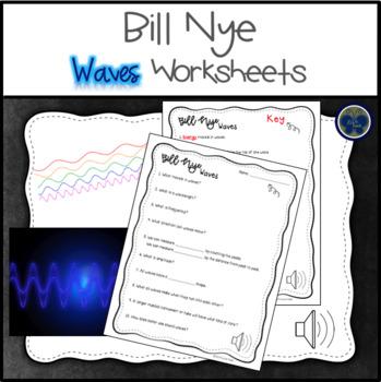 Bill Nye Waves Worksheets Teaching Resources Tpt