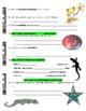 Bill Nye the Science Guy : AMPHIBIANS (animal video worksheet)