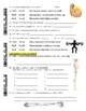 Bill Nye the Science Guy : BONES AND MUSCLES (video worksheet)