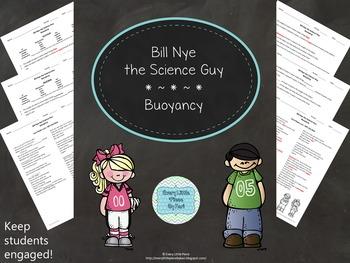 Bill Nye the Science Guy - Buoyancy