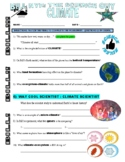 Bill Nye the Science Guy : CLIMATE (video worksheet)