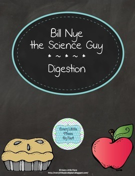 Bill Nye the Science Guy - Digestion