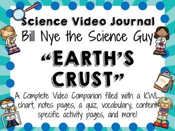 Bill Nye the Science Guy: Earth's Crust