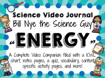 Bill Nye the Science Guy: Energy