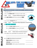 Bill Nye the Science Guy : FLIGHT (forces & motion video worksheet)
