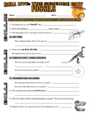 Bill Nye the Science Guy : FOSSILS (video worksheet)