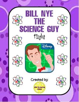 Bill Nye the Science Guy: Flight