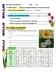 Bill Nye the Science Guy : FLOWERS (plants video worksheet)