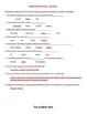Bill Nye the Science Guy S2E6:  Food Webs -  Video follow along sheet