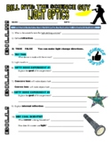 Bill Nye the Science Guy : LIGHT OPTICS (video worksheet)