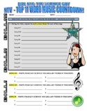 Bill Nye the Science Guy : MUSIC-2 PACK (video worksheets / Sub Plans)
