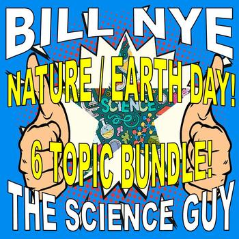 Bill Nye the Science Guy : NATURE / ENVIRONMENT (6 video w