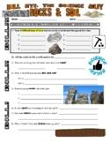 Bill Nye the Science Guy : ROCKS & SOIL (Earth Science video worksheet)
