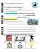 Bill Nye the Science Guy : SIMPLE MACHINES (STEM video worksheet)