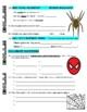 Bill Nye the Science Guy : SPIDERS (video worksheet)