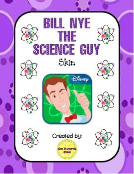 Bill Nye the Science Guy: Skin