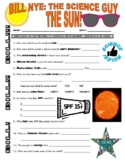 Bill Nye the Science Guy : THE SUN (space / planets video worksheet)
