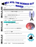 Bill Nye the Science Guy : WAVES (sound energy video worksheet)