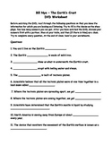 Bill Nye's Earth's Crust DVD Worksheet/Questions, Substitute Plans (Word & PDF)