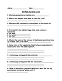 Bill Nye's Earth's Crust Video Worksheet Lesson 2
