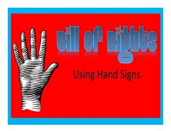 Bill Of Rights - HANDS UP