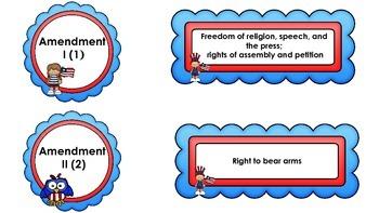 Bill Of Rights Match