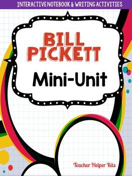 Bill Pickett- Black History Month Activity
