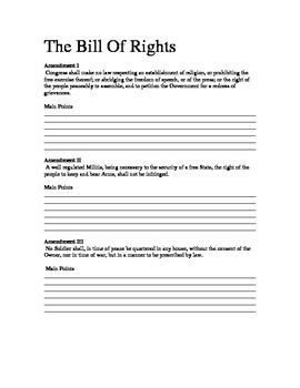 Bill  Rights Mural