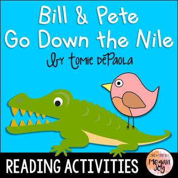 Bill and Pete Go Down the Nile Activities