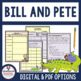 Bill and Pete Guided Reading Unit Bundle