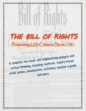 Bill of Rights complete unit, including text