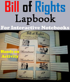 Bill of Rights Activity (American Government: US Constitution: Ten Amendments)