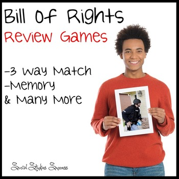 Bill of Rights Review Games