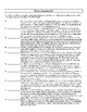 Bill of Rights Activity