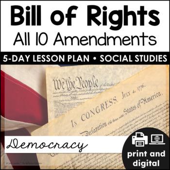 Bill of Rights (All 10 Amendments) ~ Quick Pack