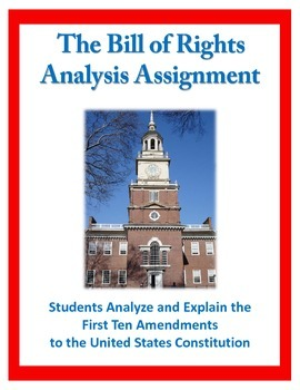 Analyze the Bill of Rights and Other Amendments Critical Thinking Assignment