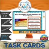 Bill of Rights | BOOM Cards and Notes | Distance Learning