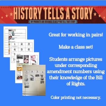 Bill of Rights:  Card Sort!