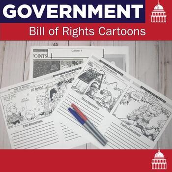Bill of Right's Cartoons
