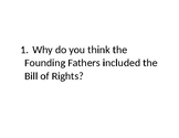 Bill of Rights Discussion Questions