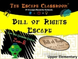 Bill of Rights Escape Room (Upper Elementary) | The Escape Classroom