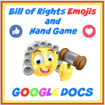 Bill of Rights Hand Game