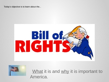 Bill of Rights Introduction