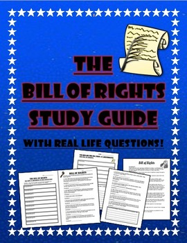 Bill of Rights:  Know Your Rights!
