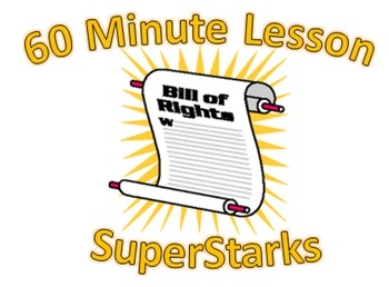 Bill of Rights 60 Minute Lesson Plan