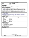 Bill of Rights Lesson Plan and Activity- Dual Language (Spanish/ English)