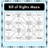 Bill of Rights Maze