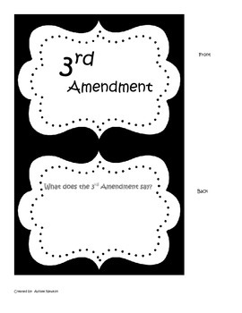 Bill of Rights Mobile