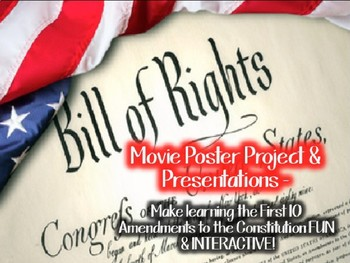 Bill of Rights Movie Poster Project
