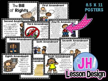 Bill of Rights Posters